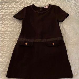 Brooks Brothers black dress.